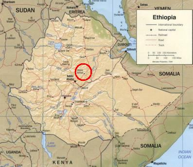 About Us - Where is ethiopia